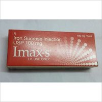 Iron Sucrose Injection 100 Mg