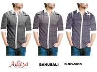bahubali printed checks