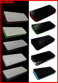 3U HOUSING FOR 5CELL POWER BANK