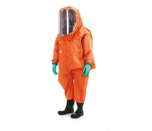 NBC GAS TIGHT PROTECTIVE SUIT
