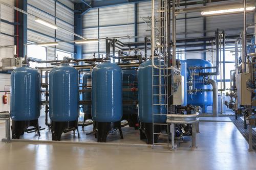Ion Exchange System Plant