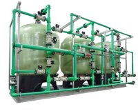 Sand Filter and Water Softner