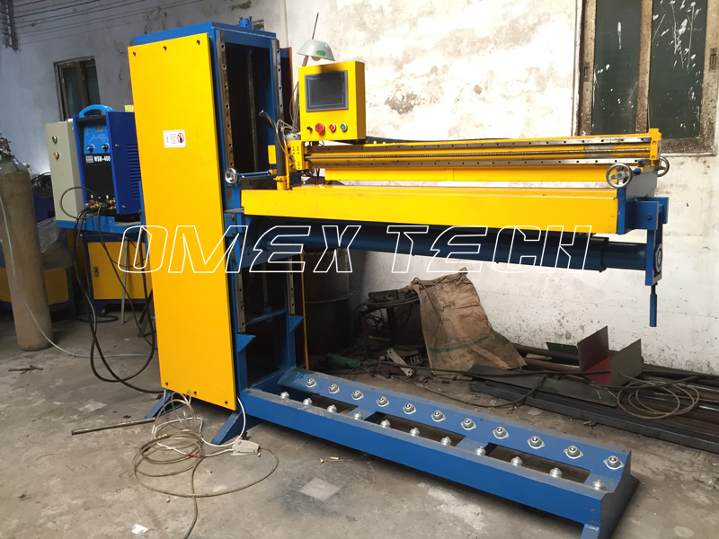 IVE Lift Automatic Linear Seam Welding Machine