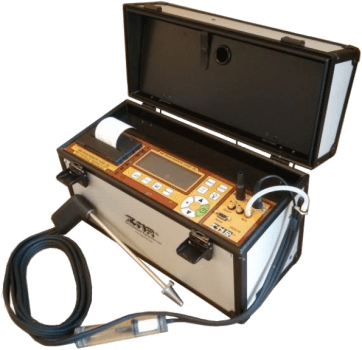 Portable Combustion Gas Analyzer