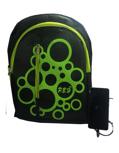 Mobile Charger Laptop backpacks