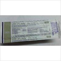 Lignocaine Hydrocloride Gel