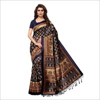 Mysore Pure Silk Jhalar Saree