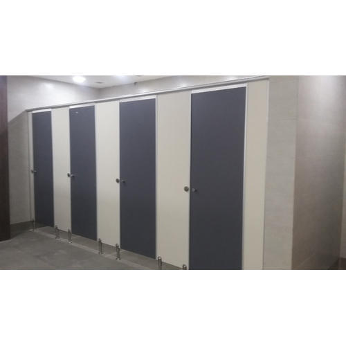 School Toilet Cubicle
