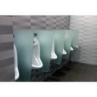 Restroom Urinal Screen Partitions