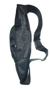 Waist Black Bum Bag
