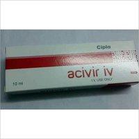 aciclovir intravenous infusion