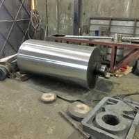 Industrial Chrome Plated Roller