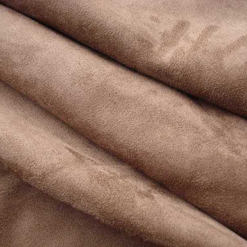 Poly Suede Fabric