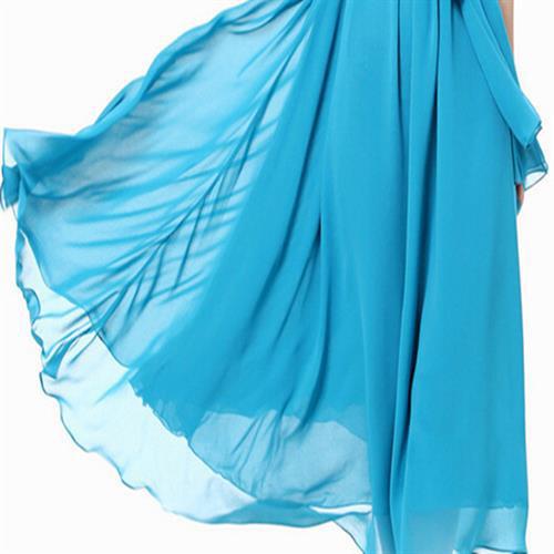Plain Georgette Fabrics