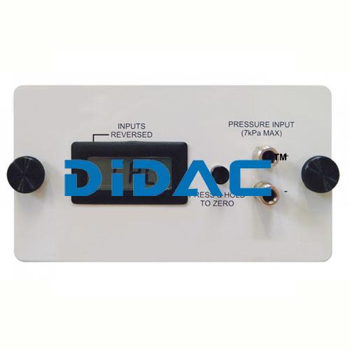 Differential Pressure Unit
