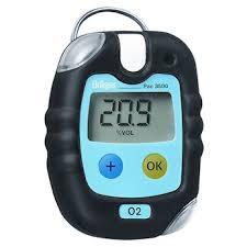 Drager Pac 5500 oxygen gas monitor