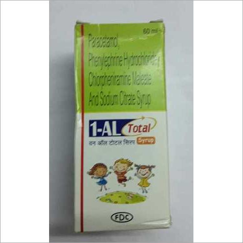 paracetamol phenylephrine hydrocloride chlorpheniramine maleate sodium citrate syp