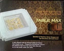 Table Max-Gold
