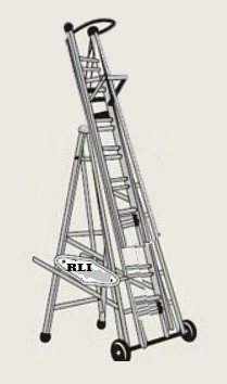 Aluminium Economic Extension Ladder