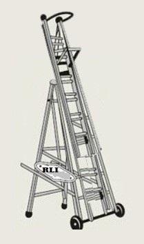 Aluminium Economic Extension Ladder