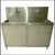 Commercial Kitchen Double Sink Unit