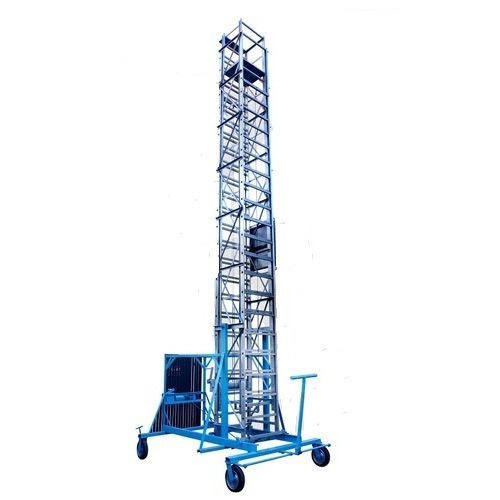 Aluminium Telescope Tower Extension Ladder