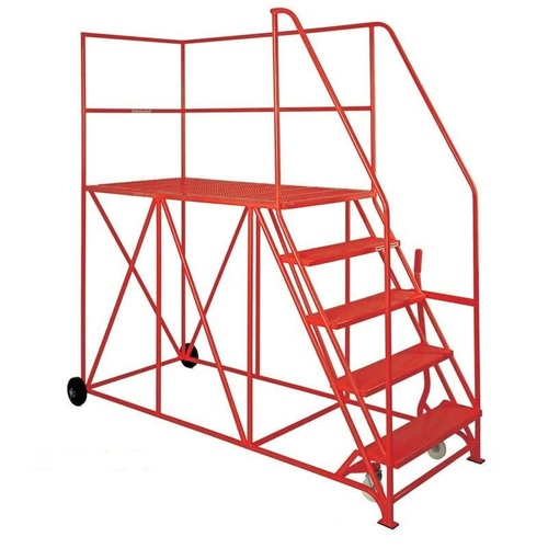 Single Entry Platform Ladders
