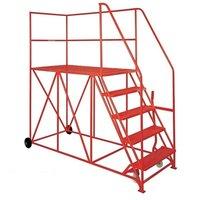 Single Entry Platform Ladders