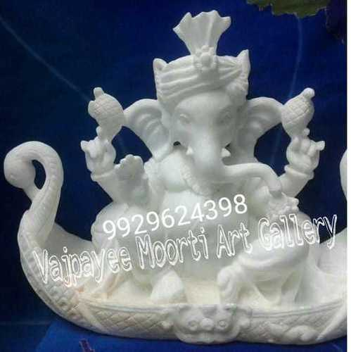 Lord Ganesh Marble Statue