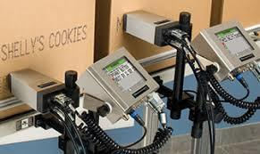 Case Coding And Labeling Printers