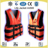 CE and ISO approved life jacket - MI500