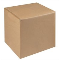 Plain Corrugated Carton Box