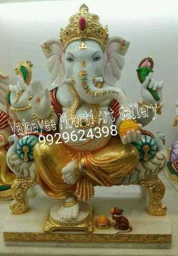 Ganesha Marble Moorti