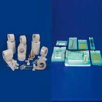 Sterilization Reel Pouches Flat & Gussetted