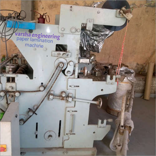 Disposal Paper Lamination Machine