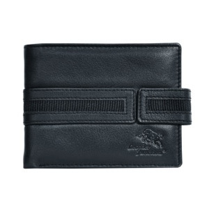 Mens Leather Slim Wallet