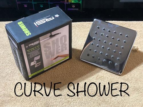 Curve Shower Square