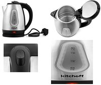 Double Body Automatic Electric Kettle