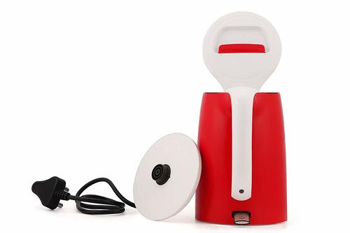 Kitchoff 1.5-Litre Double Body Automatic Electric Kettle (Red)