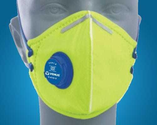 Venus V-410-V Safety Mask