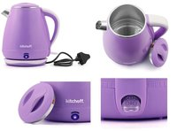 Kitchoff 1.5-Litre Light Purple Electric Kettle