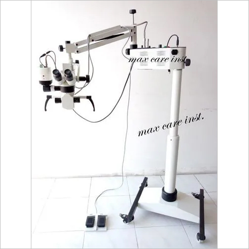 dental Microscope 3 Step Magnification With HD Camera fine