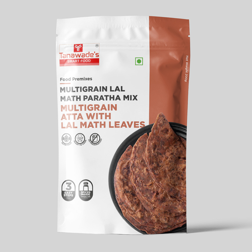 Multigrain Lal Math Paratha Mix