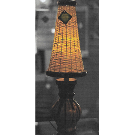 Weaved Pottery Lampshade