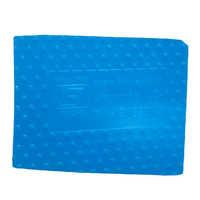 Blue Electrical Rubber Mat