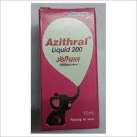 azithromycin oral suspension