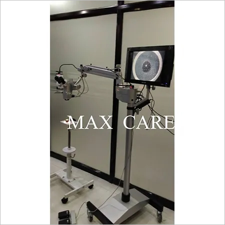 Dental Microscope 5 Step Magnification complete and high resolution