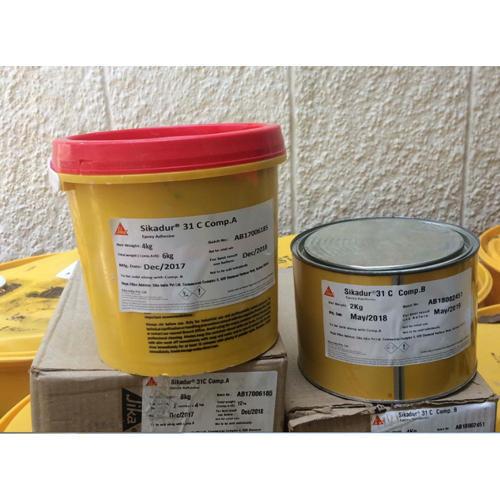 Thixotropic Epoxy Resin Adhesive