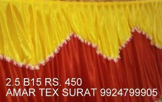 New Mandap Jalar Fabric