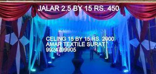 Mandap Jalar Design
